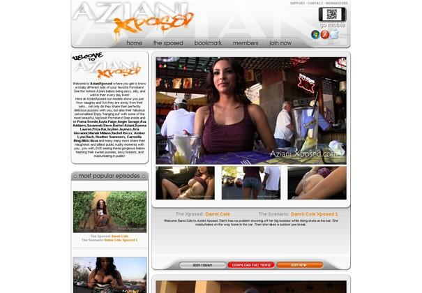 aziani xposed access.azianixposed.com