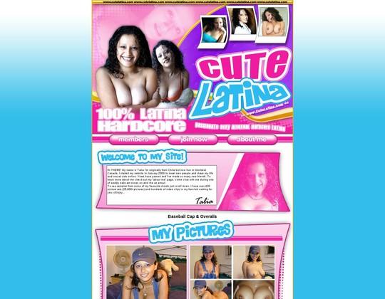 cute latina cutelatina.com