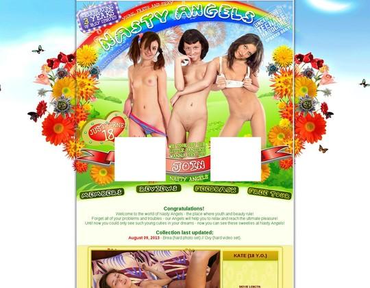 nasty angels nasty-angels.com