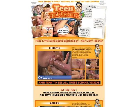teen teacher teen-teacher.com