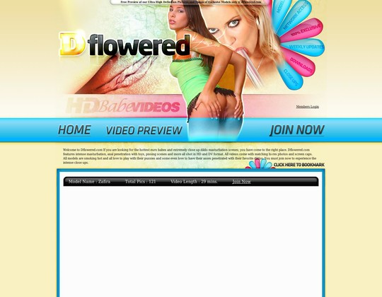 dflowered dflowered.com