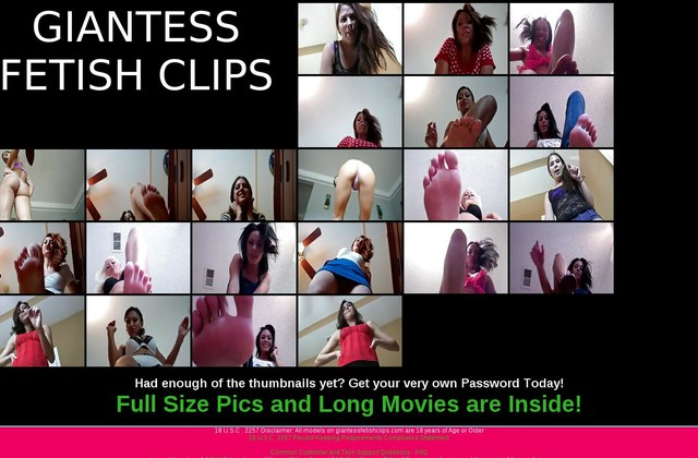 giantess fetish clips giantessfetishclips.com