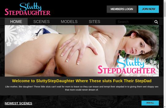 Sluttystepdaughter